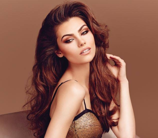 HD Brows Dark Haired Girl